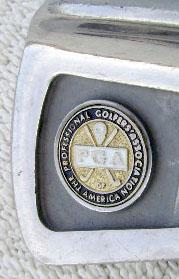 Pga Emblem Irons W Pga Logo Button 3 Pw