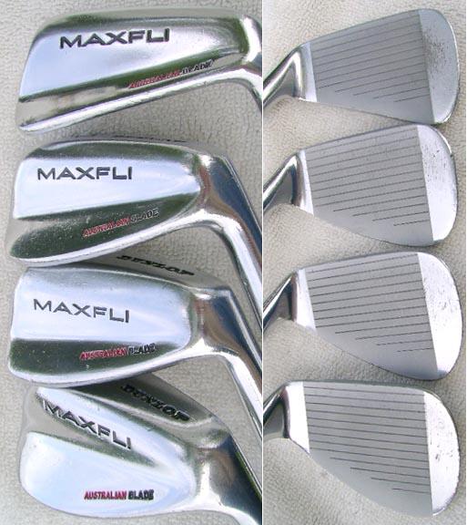 Dunlop Maxfli Australian Blades 3 Pw